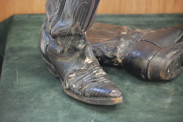 Vintage Cowboy Boot Repair Toll Free